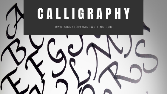 what is calligraphy